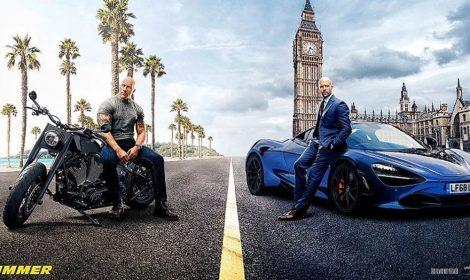 Mengintip Mobil Super Bintang Fast & Furious; Maclaren 720s