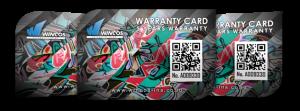 kartu garansi premium
