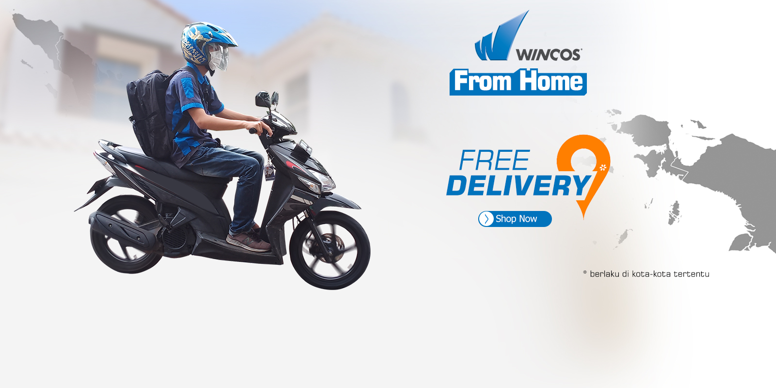 wincos home service free delivery